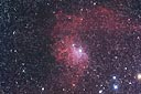 IC405 with an ASA N8 20cm f2.75 astrograph and modified Canon 350D