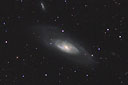 M106 with an ASA N8 20cm f2.75 astrograph and modified Canon 350D