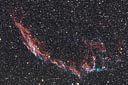 NGC6992 Veil nebula with an ASA N8 20cm f2.75 astrograph and modified Canon 350D