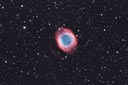 NGC7293 the Helix nebula with an ASA N8 20cm f2.75 astrograph and modified Canon 350D